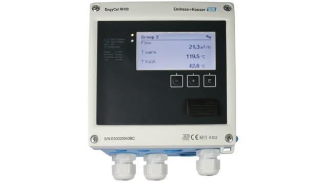 EngyCal RH33 Misuratore BTU