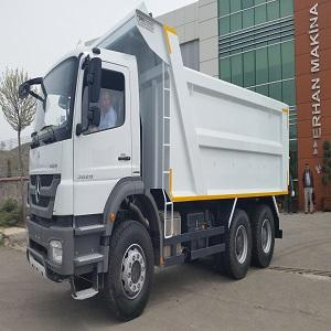 Dumper Truck, Tipper Truck, EMS MACHINERY SYSTEMS CO LTD