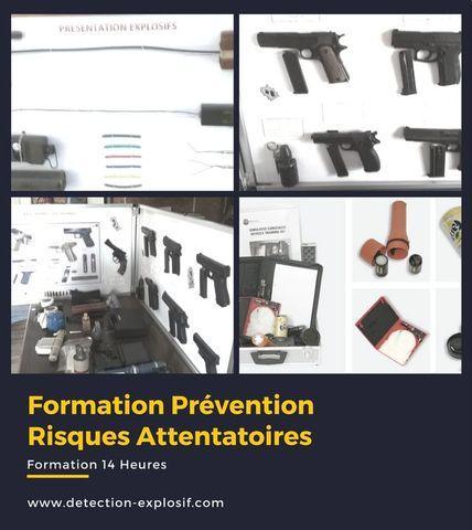 formation attentat terrorisme