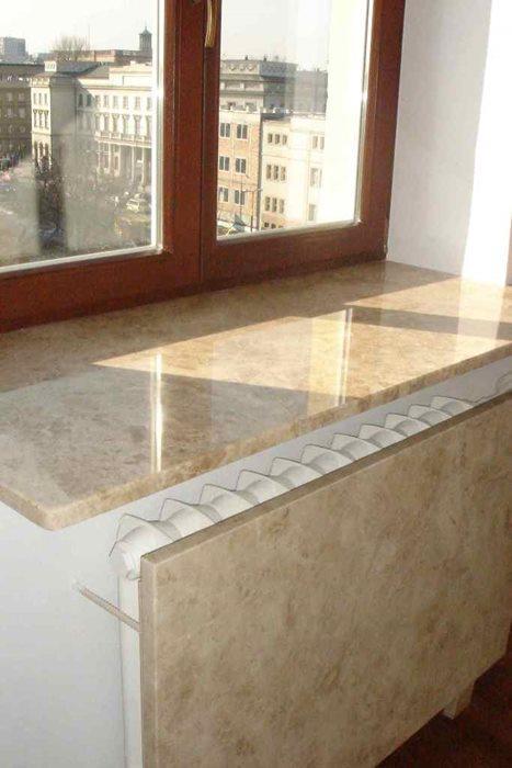 Fensterbänke, Granit, Marmor, Sandstein, Schiefer, Kalkstein ...