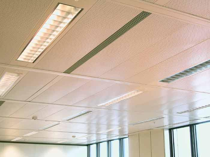 rénovation des plafonds