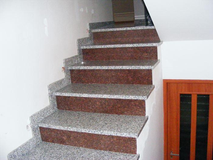 Treppen, auf Anfrage Granit, Marmor, Sandstein, Schiefer, Kalkstein ...