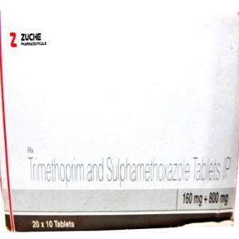 Trimethoprim with Sulphamethoxazole Tablets