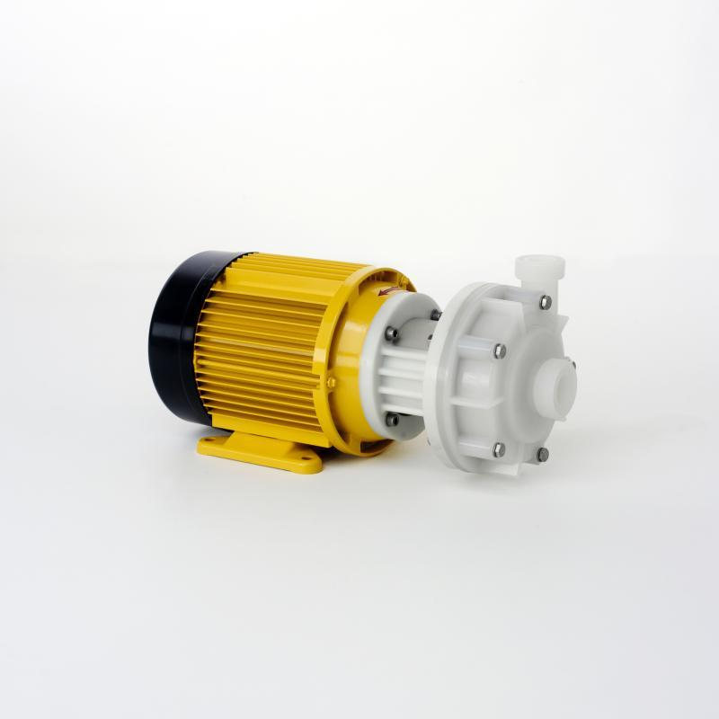 Pump plastic PVDF U and U-DO with mechanical seal
