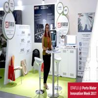 EFAFLU na Porto Water Innovation Week 2017