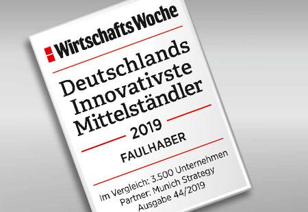 Germany's most innovative medium-sized enterprise