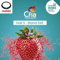 MAFDEL au salon CFIA de Rennes 2018