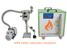 How to set up rotary vacuum sealing quartz ampoules
