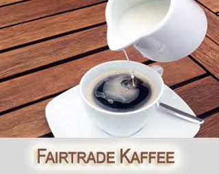 Fairtrade Kaffee im Shop