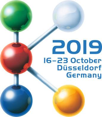 Exposition foire plastique K2019 à Düsseldorf
