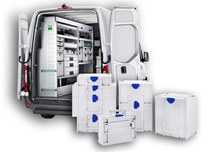 The mobile case system: systainer³