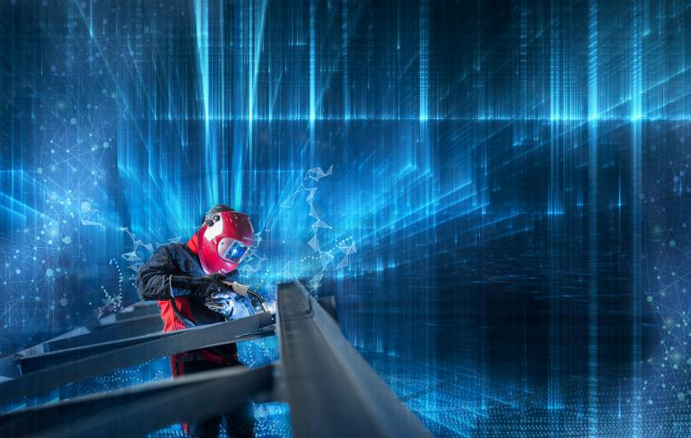 Experience a quantum leap in welding technology with us