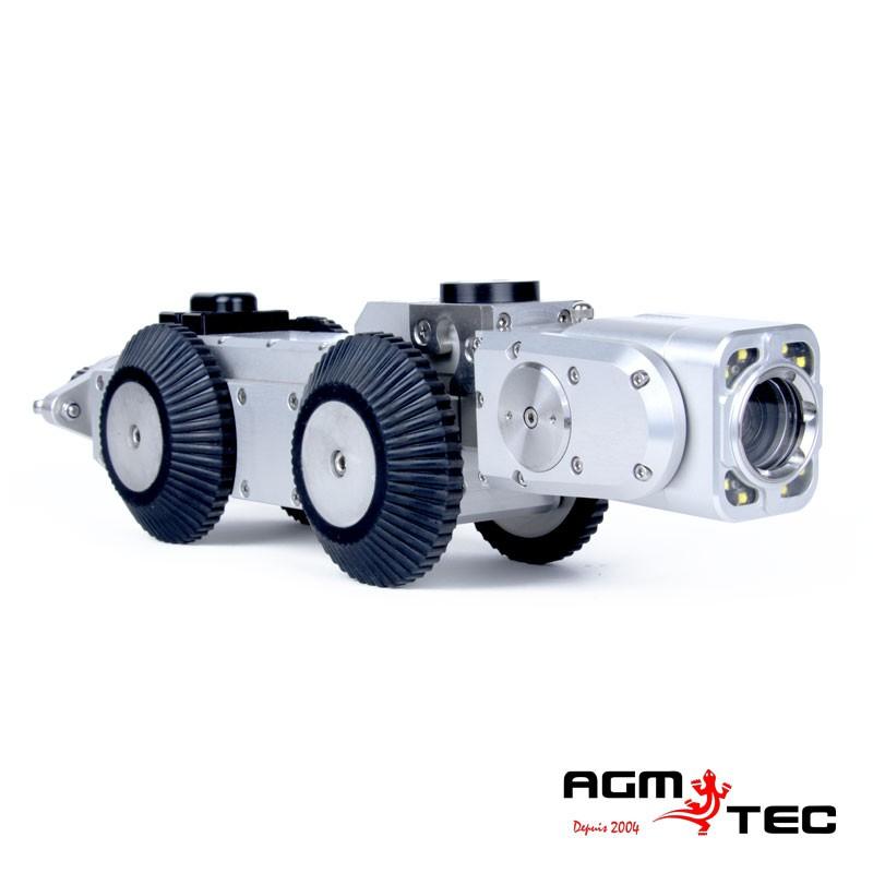 caméra d'inspection motorisée - AGM TEC