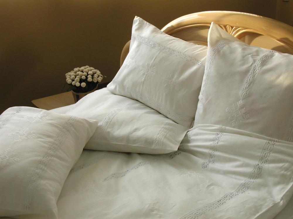 New cataloque of bed linen sets made f 100% cotton