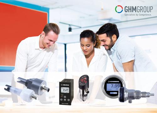 GHM GROUP exhibits at SPS 2019 in Nuremberg