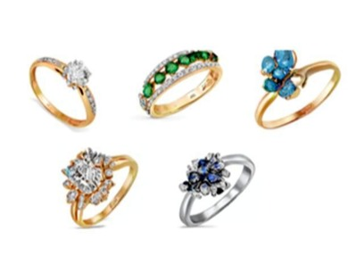 The Neuronet Drew a Collection of Jewelry Pieces