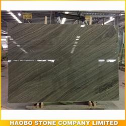 Kylin wood grain high quality marble slab