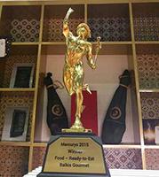Mercury AWARD Abu Dhabi