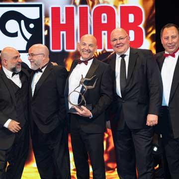 Collett Win at the Motor Transport Awards!