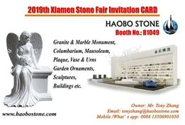 Haobo invites you to visit Xiamen International Stone Fair