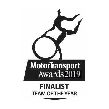 Collett Shortlisted for the Motor Transport Awards