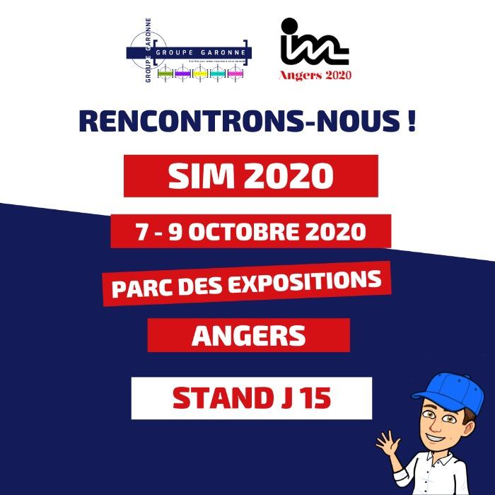 SIM 2020 - ANGERS | Rencontrons-nous !