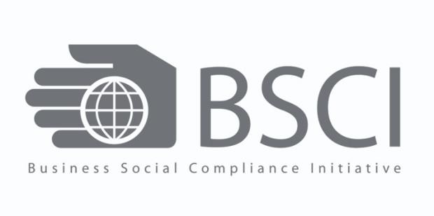 BSCI-Zertifikat für nachhaltige Produktion