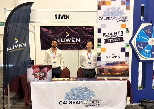 NUWEN exhibits at FONAHolstein, Mexico