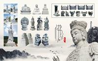 Haobostone will attend 11th xiamen buddhist fair