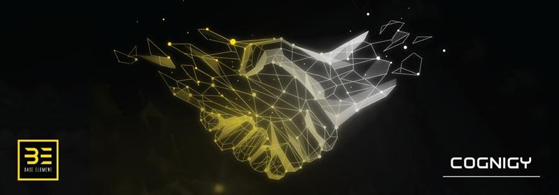 Base Element and Cognigy Announce Strategic Partnership