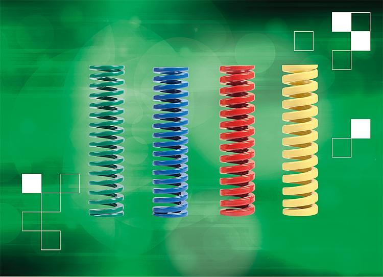 Des ressorts de compression hélicoïdaux de grande qualité