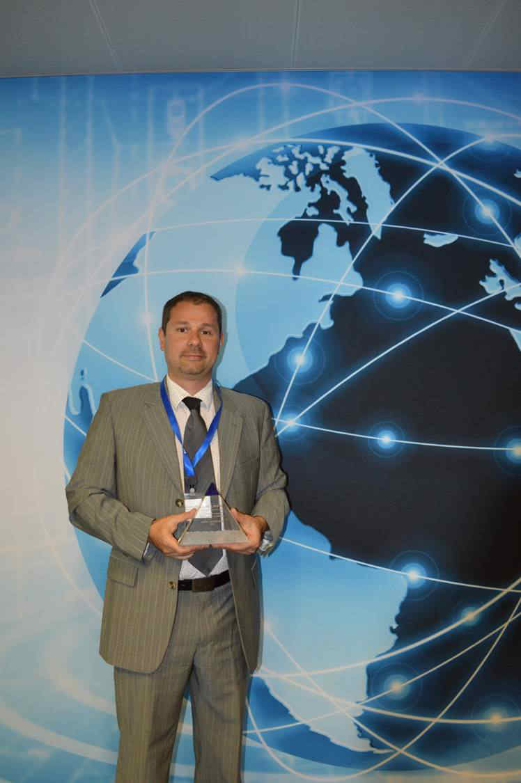 Joseph Martin SA récompensée par l'équipementier Delphi