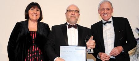 Goole Business Award for Collett