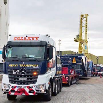 Delivering Cellarhead Substation Transformer