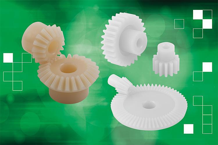 L'alternative légère : les engrenages en plastique