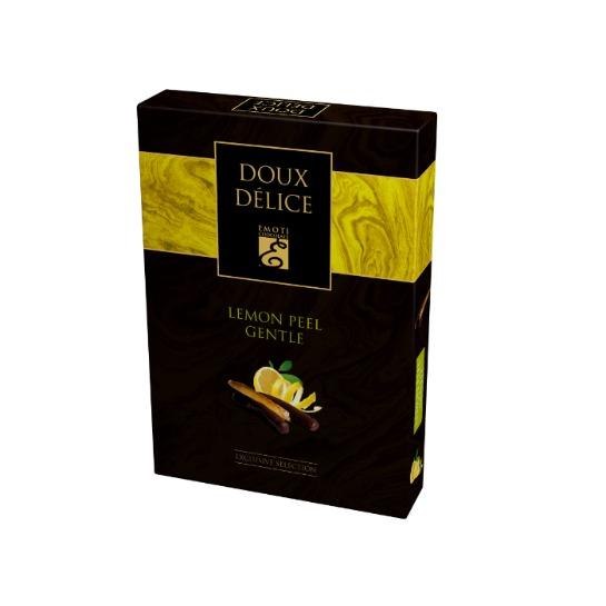 Lemon Peel in dark chocolate