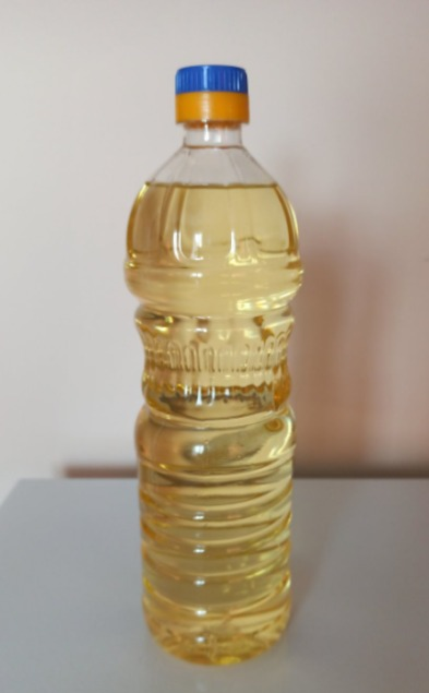 Refined Soybean Oil in PET bottles