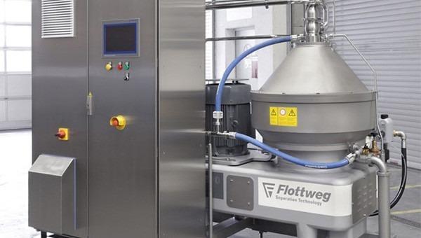 福乐伟碟片离心机应用于优布劳精酿啤酒生产
