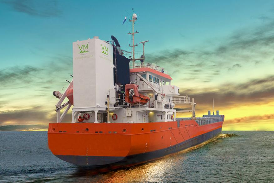 New partnership leads to successful scrubber pilot project