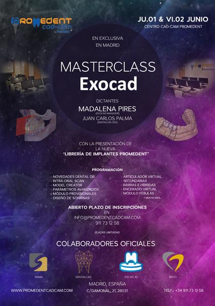 MasterClass de Exocad
