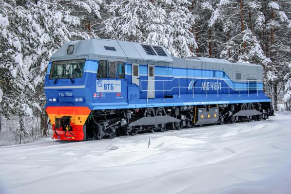 Drive components for demanding railway technology