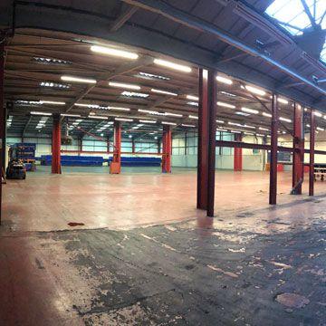Collett's 76,000 sq ft Bradford Expansion