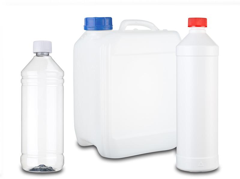 Sicher gelagert und transportiert: Gefahrgutverpackungen