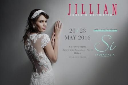 JILLIAN SPOSA E CERIMONIA, Abiti da sposa, made in italy