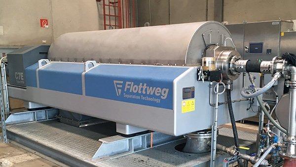 12 décanteurs centrifuges Xelletor pour Wien Energie