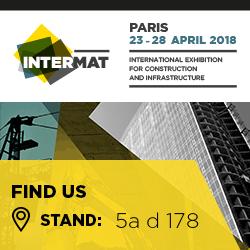 Hansa Parts attends Intermat Paris 2018