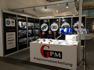 Just back from the fantastic show of PRODEX in Basel