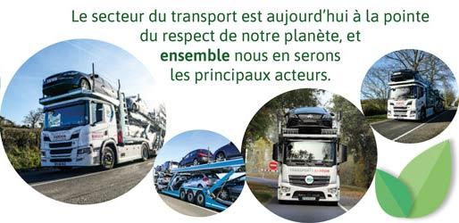 Les transporteurs et le développement durable