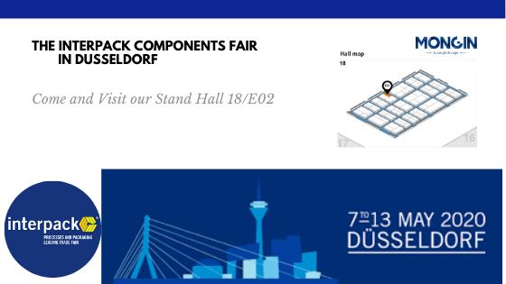 Event- INTERPACK Components Fair in Düsseldorf