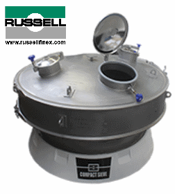 Vibratory screening solutions for chemical processing